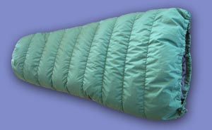 The Akula Half Bag Or Elephants Foot As Mountaineers Of Old Called It